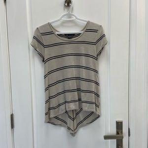 Armani Exchange tee shirt size xs